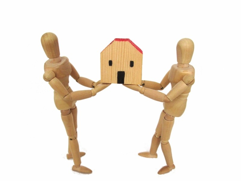 夫婦の共有名義で家を買うべきかどうか